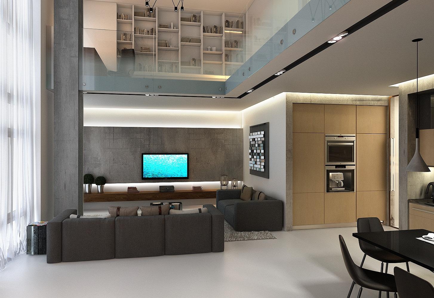 Мебель Гостиная Лофт Москва