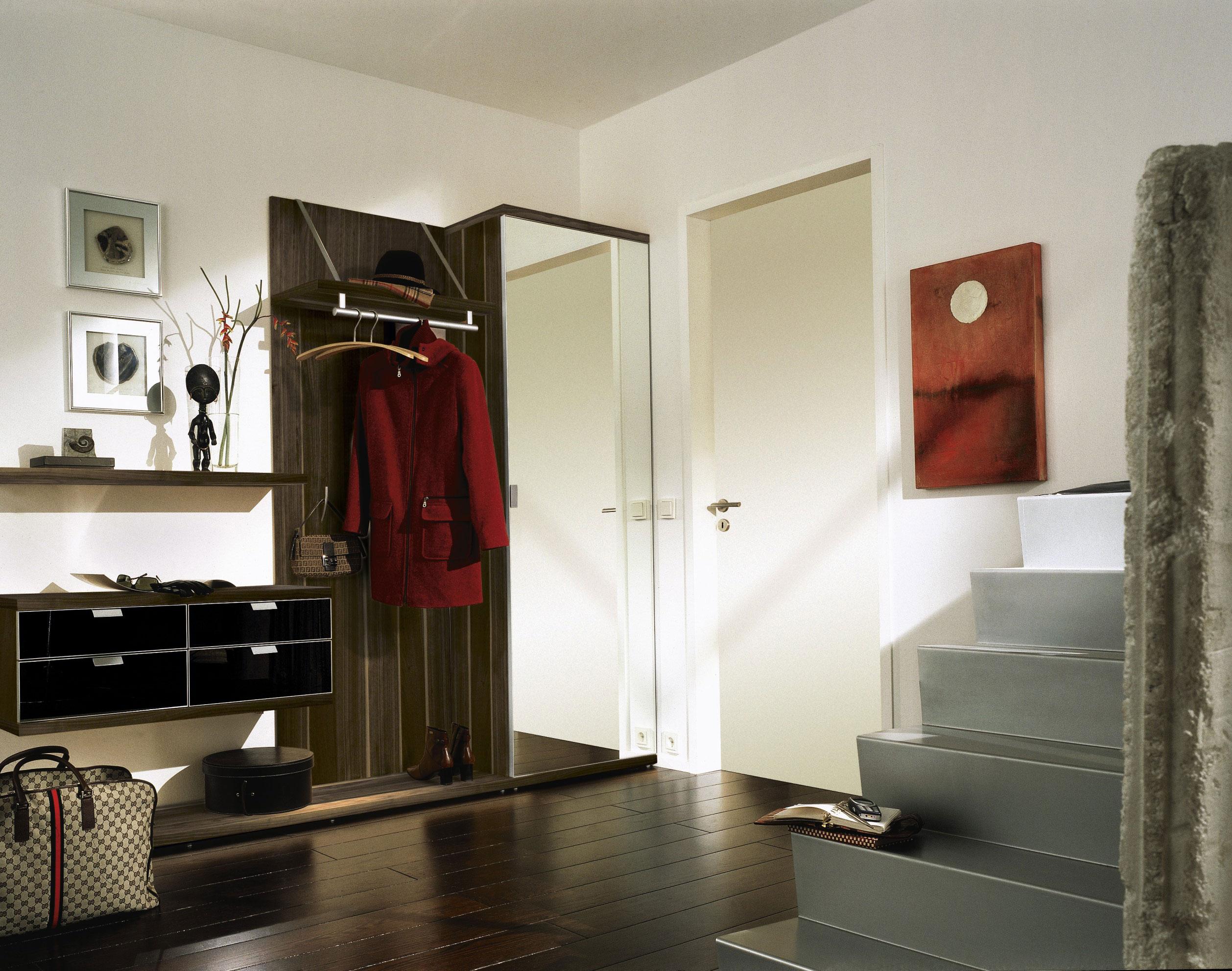 Чтобы интерьер прихожей в квартире стал настоящей зоной комфорта для